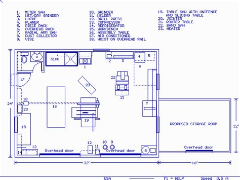layout of workshop woodworking workshop designs woodworking projects