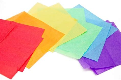 Tissue Paper - tissue paper packet 2p130 science supplies