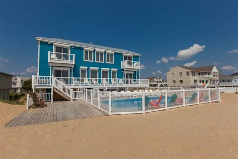 virginia cottage rentals oceanfront blue dolphin 11 br 8 5 ba house in vrbo