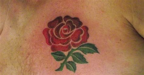 england rugby rose tattoo rugby crest rugby and tatting
