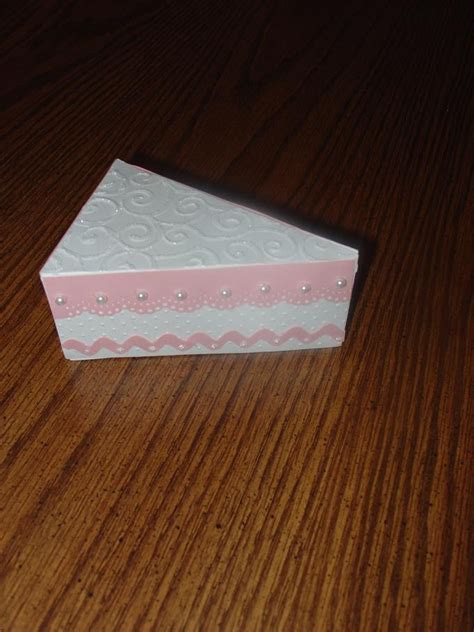 How To Make Paper Cake Slices - 72 best images about paper cake slices on