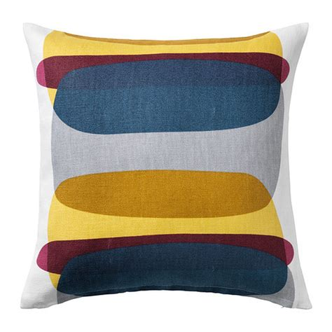 Ikea Cushion Covers by Ikea Malin Figur Cushion Cover Pillow Sham Blue Grey