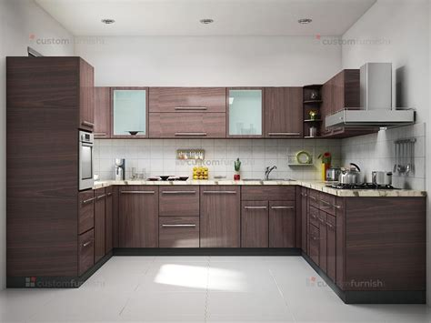 Small Kitchen Color Ideas by Modular Kitchen Designs