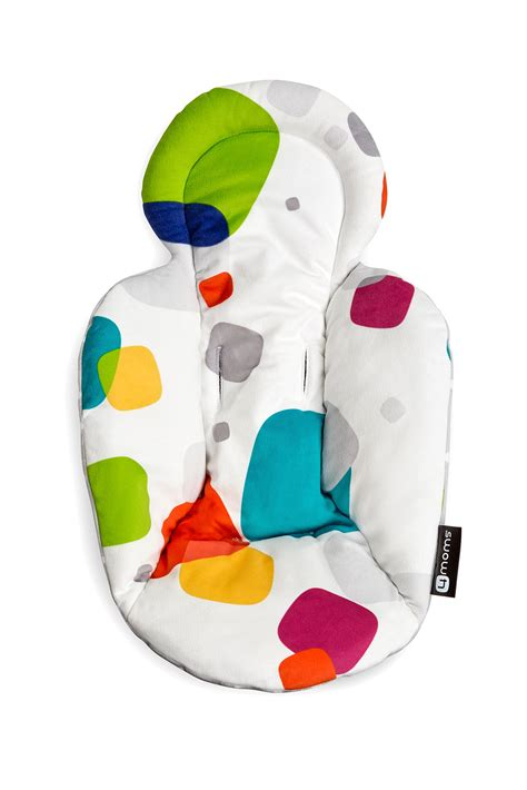 4moms rockaroo plush swing 4moms infant seat and swing insert multi polka dot plush