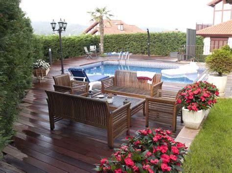 decoracion de piscinas y jardines jardines con piscina kasaku jarnineria