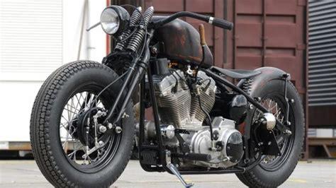 Harley Davidson Sportster Bobber   Harley Davidson BIke Pics