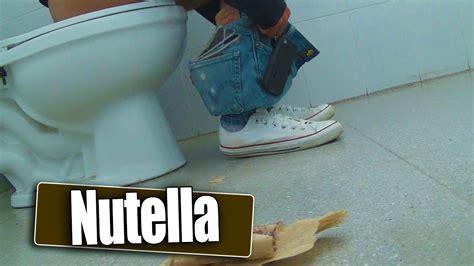 nutella bathroom prank broma de nutella en el ba 241 o nutella bathroom prank