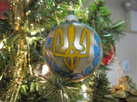 ukrainian tree decorations flickr photo