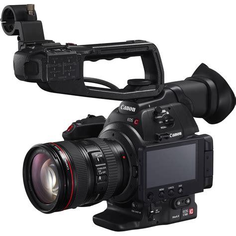Canon Eos C100 canon eos c100 ii cinema eos with ef 0298c002 b h
