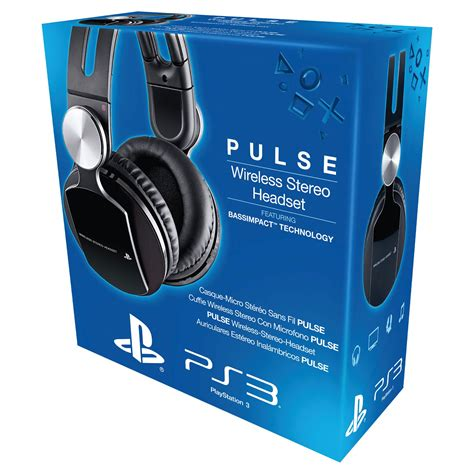Limited Edition Headset Bando Sony Bass review sony pulse 7 1 wireless stereo headset