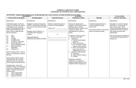 nursing care plan template word free nursing care plan templates beepmunk