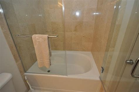 corner bathtubs shower combo interior small corner tub shower combo wooden bathroom