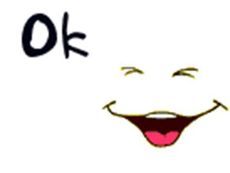 imagenes palabra ok gifs animados de ok animaciones de ok