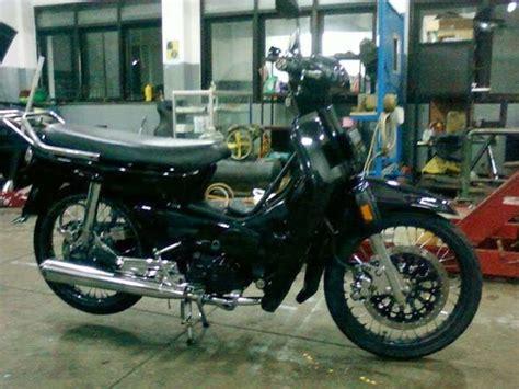 Karburator Honda Grand Legenda Supra 5 tilan wah modifikasi motor legenda variasi motor