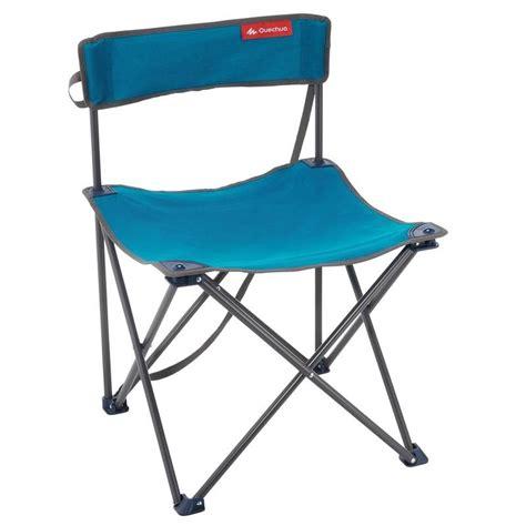 chaise decathlon chaise bleue decathlon