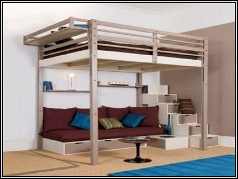 Loft Beds For Adults IkeaHome Design Galleries   Bedding