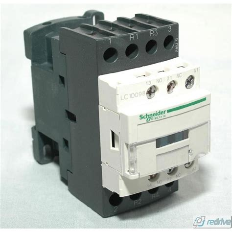 lc1d098g7 schneider electric contactor non reversing 20a