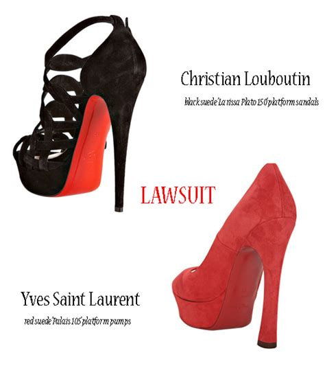 Why Is Christian Louboutin Suing Yves Laurent by 12 April 2011 The Shoe Expert S