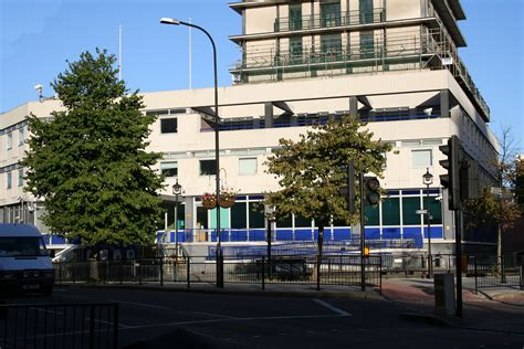 green station opinions on paddington green police station
