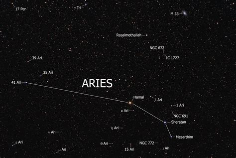 aries constellation tattoo the constellation aries universe today