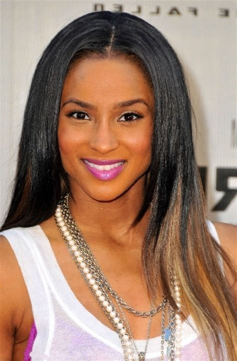 2014 highlights for dark hair black hair with blonde highlights for 2014 hairstyles