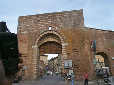 porta siena geocaching log by i5fzi for world heritage locationless