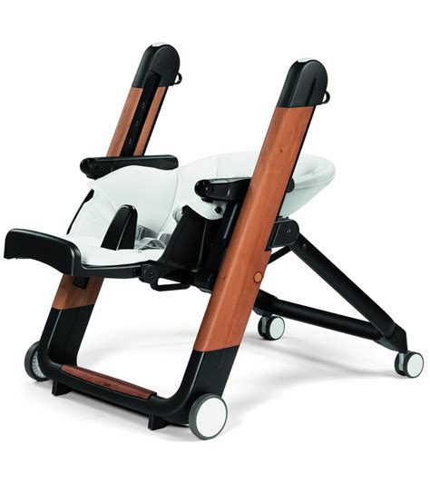 peg perego siesta high chair used peg perego siesta wood high chair bianco