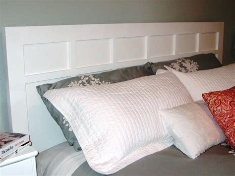 simple headboards to make how to make a simple cottage style headboard how tos diy