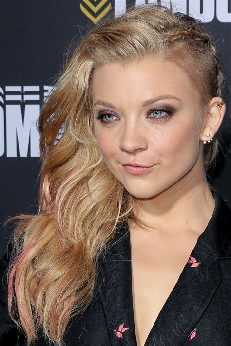 natalie dormer haircut 48 tempting us to dye our hair pink tresses