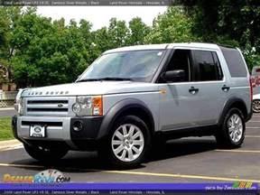 2006 land rover lr3 v8 se zambezi silver metallic black
