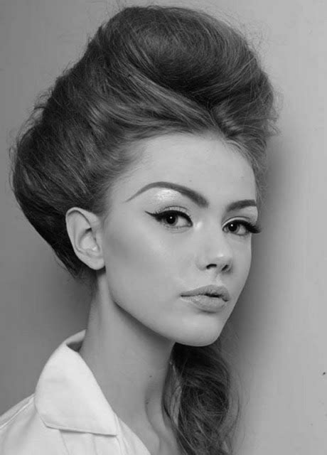 7 Vintage Looks by Vintage Hairstyles And Retro Hair Looks For