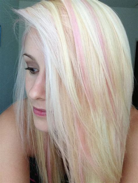 revlon iron turned hair pink streaks 30 pink hairstyles ideas for this season