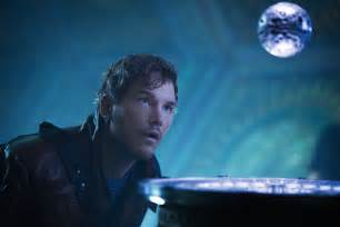 Chris pratt is star lord in marvel s guardians of the galaxy pictures