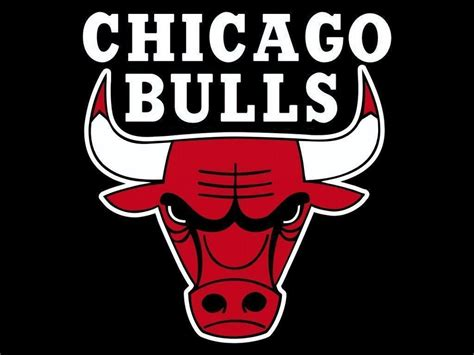 cikaso bulls chicago bulls logo wallpapers wallpaper cave
