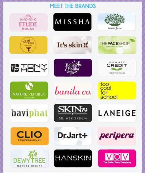 Lipstik Brand Indonesia 25 best ideas about korean makeup brands on