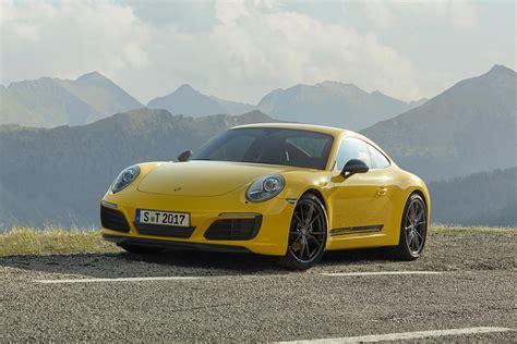Porsche 911 Cover by Porsche 911 T Breaks Cover Carbuyer