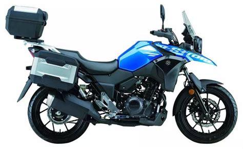 Suzuki 250 India Suzuki Gsx R250 V Strom 250 Not Launching In India