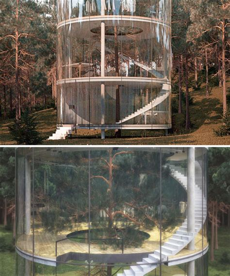 house see through 10 unbelievable see through glass house designs