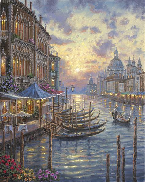 paint nite cape town liudmila kondakova limited edition serigraph on canvas