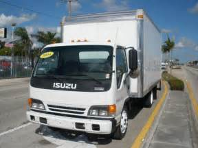 Used Isuzu Box Trucks For Sale Used Trucks Trailers Equipment Best Used Trucks Of Miami