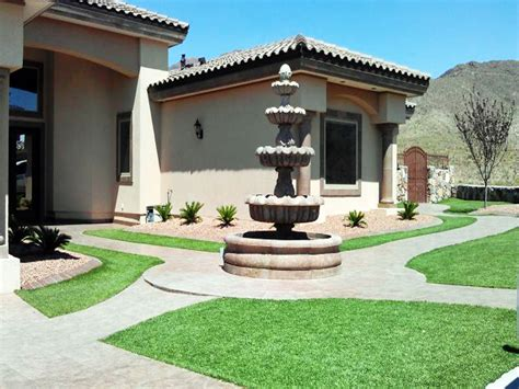 put grass in backyard front yard landscaping ideas