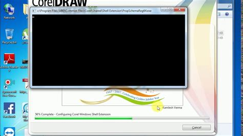 corel draw x5 has stopped working windows 7 how to install corel draw x5 youtube