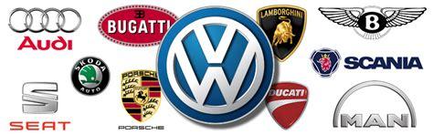 companies that volkswagen owns is the volkswagen splitting in 4