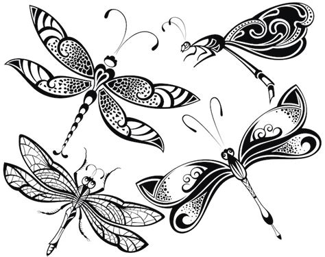 dragonfly tattoo meanings tattoos with meaning