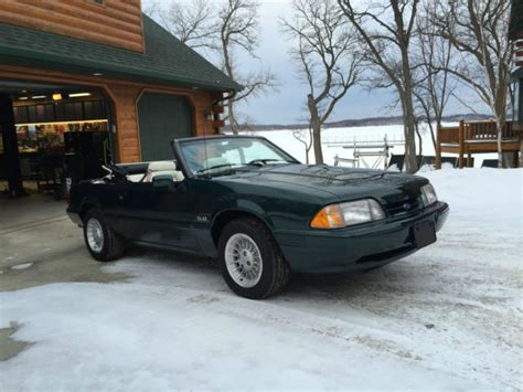 1990 mustang 5 0 7 up special 1990 ford mustang lx 5 0 limited edition quot 7 up mustang