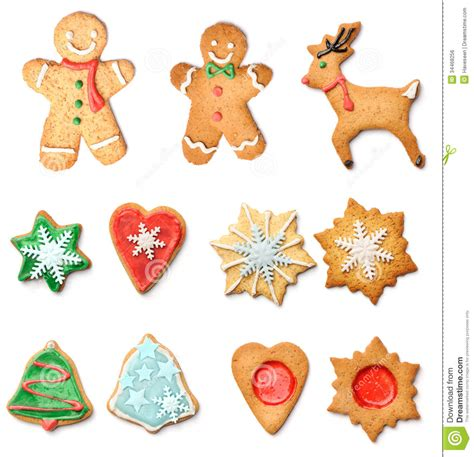 Christmas Gingerbread Cookies   Christmas Lights Decoration