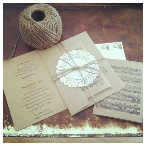 Wedding Invitations Handmade by Wedding Invitations Etiquette The 4 Step Wedding