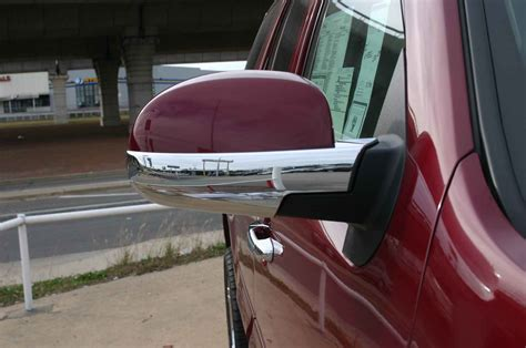2009 lincoln mkx door handle keyhole trim gmc chrome door handle mirror cover trim package
