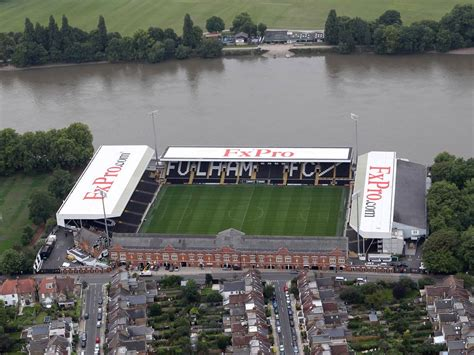 craven cottage fulham craven cottage capacity fulham submit planning