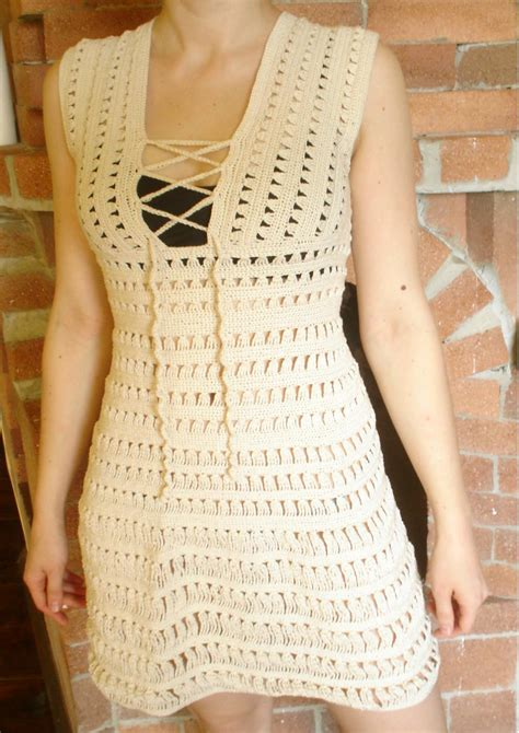 crochet dress pattern just go with it crocheted dress jennifer aniston in quot just go with it